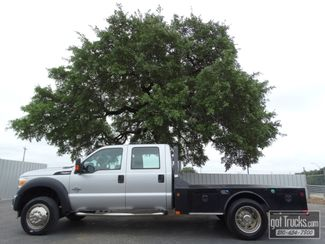 2011 Ford Super Duty F450 DRW CrewCab XL 6.7L Power Stroke Diesel in San Antonio Texas, 78217