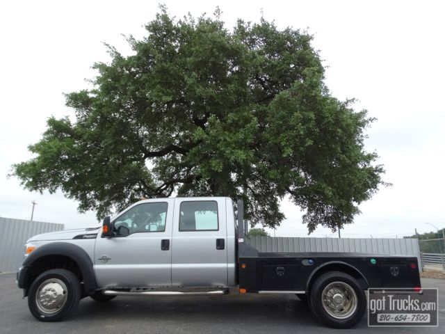 2011 Ford Super Duty F450 DRW CrewCab XL 6.7L Power Stroke Diesel