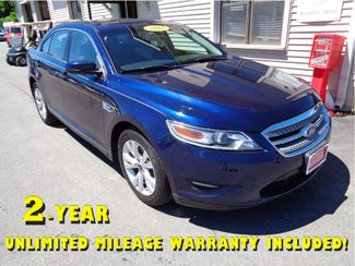 2011 Ford Taurus SEL in Brockport NY, 14420