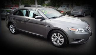 2011 Ford Taurus SEL Sedan Chico, CA 3
