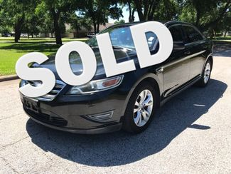 2011 Ford Taurus in Ft. Worth TX