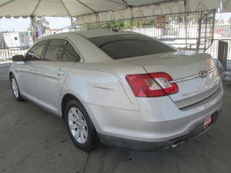 2011 Ford Taurus SE Gardena, California 1