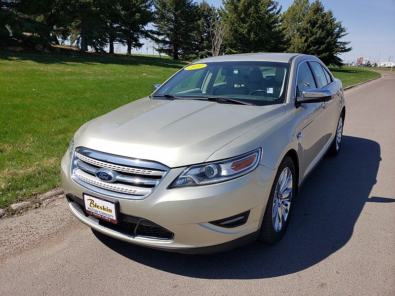 2011 Ford Taurus Limited  city MT  Bleskin Motor Company   in Great Falls, MT