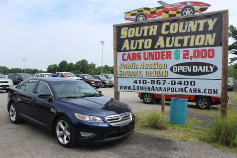 2011 Ford Taurus SHO in Harwood, MD