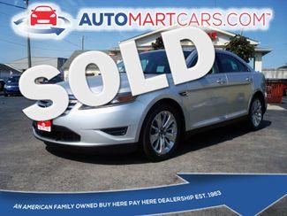 2011 Ford Taurus Limited | Nashville, Tennessee | Auto Mart Used Cars Inc. in Nashville Tennessee