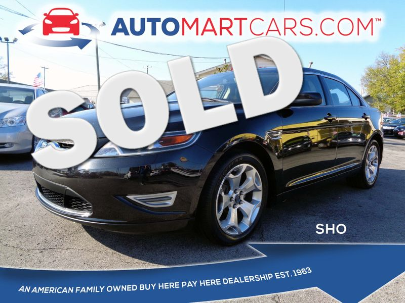 2011 Ford Taurus SHO | Nashville, Tennessee | Auto Mart Used Cars Inc. in Nashville Tennessee