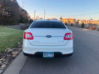 2011 Ford Taurus SEL AWD Osseo, Minnesota 5