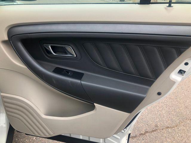 2011 Ford Taurus SEL AWD Osseo, Minnesota 17
