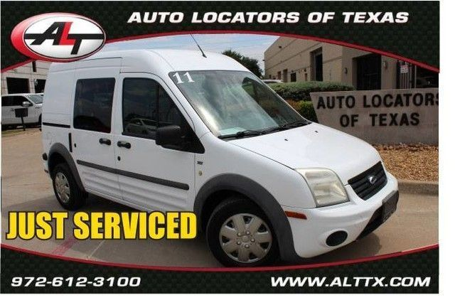 2011 Ford Transit Connect Van XLT in Plano, TX 75093