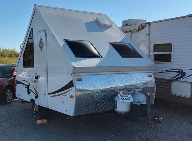 2011 Forest River Flagstaff T12RB