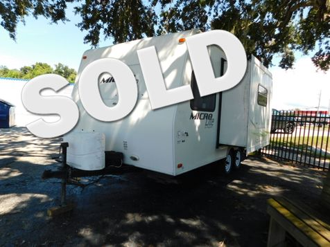 2011 Forest River Flagstaff Micro-Lite 18 FBRS in Hudson, Florida