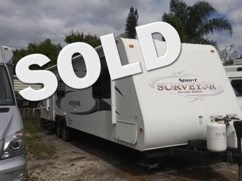 2011 Forest River Surveyor SP293 in Palmetto, FL