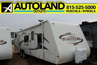 2011 Forest River Surveyor SP295 in Roscoe IL, 61073