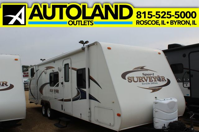 2011 Forest River Surveyor SP295 in Roscoe, IL 61073