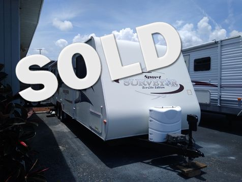 2011 Forest River Surveyor SP293  in Clearwater, Florida