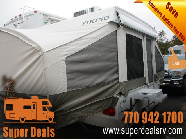 2011 Forest River VIKING 1706