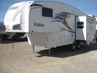 2011 Forest River Wildcat  SOLD!! Odessa, Texas 1