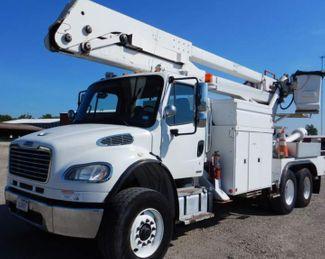 2011 Freightliner M2 DBL BUCKET,  in Fort Worth, TX