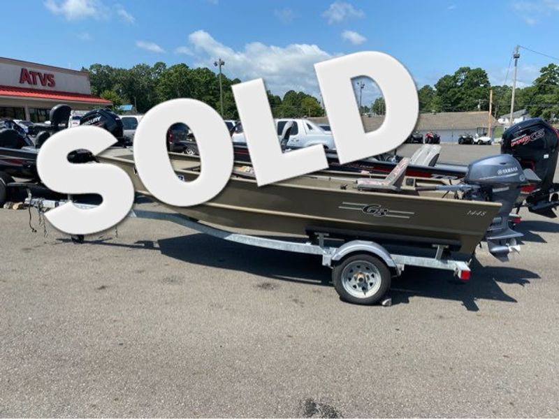 2011 G3 Flatbottom HULL#GEN85345E011 14FT  - John Gibson Auto Sales Hot Springs in Hot Springs Arkansas