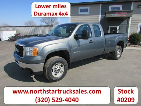 2011 GMC 2500HD Duramax 4x4 Pickup  in St Cloud, MN