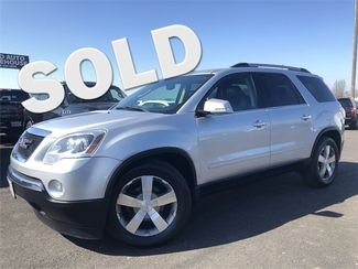 2011 GMC Acadia SLT-1 AWD Leather Sunroof Clean Carfax We Finance | Canton, Ohio | Ohio Auto Warehouse LLC in Canton Ohio