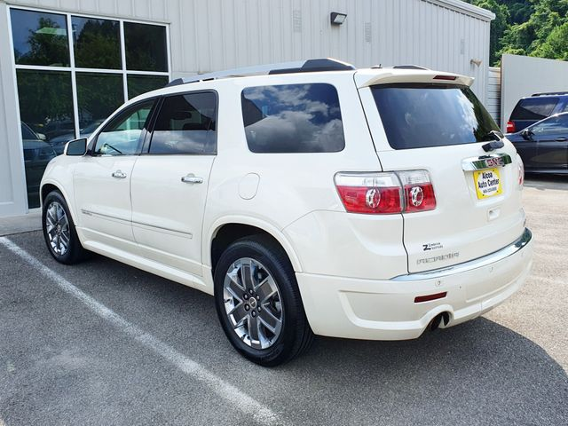 "2011 GMC Acadia Denali AWD Leather/Dual Sunroofs/ Navigation/20"" Alloys in Louisville, TN 37777"