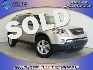 2011 GMC Acadia SLE  city Texas  Vista Cars and Trucks  in Houston, Texas