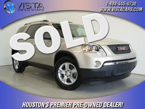 2011 GMC Acadia SLE in Houston, Texas