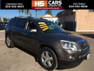 2011 GMC Acadia SLT Imperial Beach, California