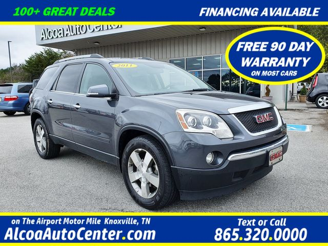 "2011 GMC Acadia SLT1 AWD w/Leather/19"" Alloys"