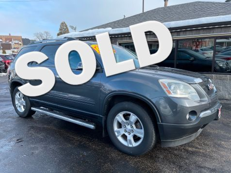 2011 GMC Acadia SLE in , Wisconsin