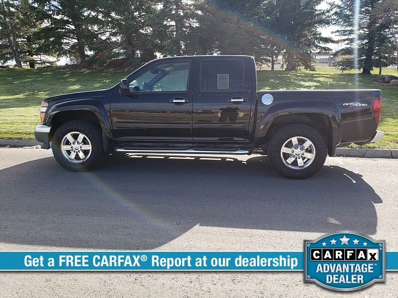 2011 GMC Canyon 4WD Crew Cab SLE  city MT  Bleskin Motor Company   in Great Falls, MT