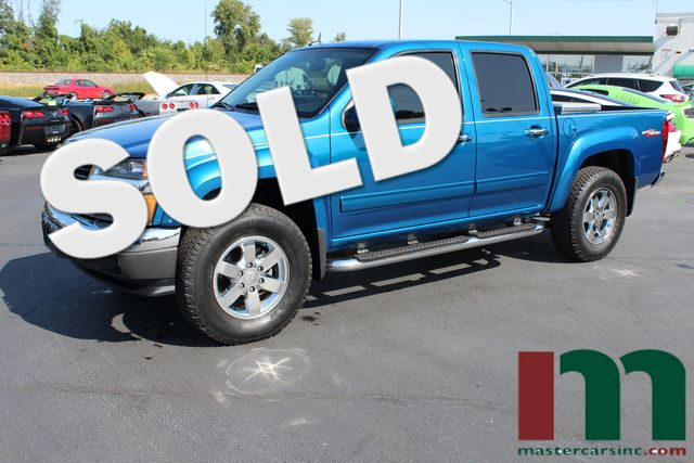2011 GMC Canyon SLE 4x4 | Granite City, Illinois | MasterCars Company Inc. in Granite City Illinois