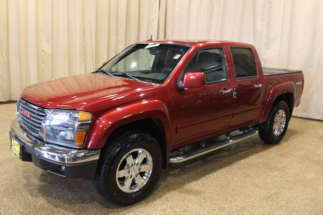 2011 GMC Canyon 4x4 SLT in Roscoe IL, 61073