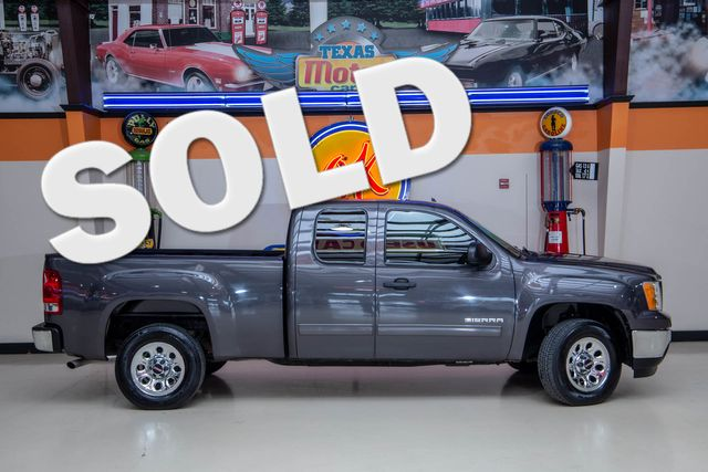 2011 GMC Sierra 1500 SL