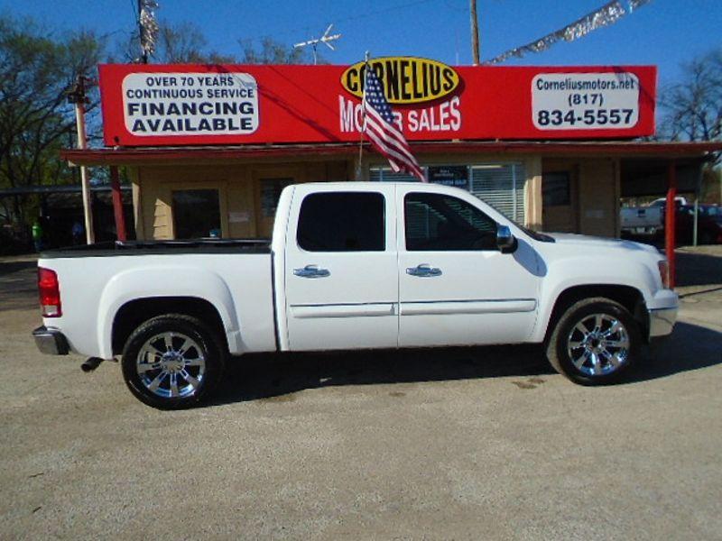 2011 GMC Sierra 1500 SLE   Fort Worth, TX   Cornelius Motor Sales in Fort Worth TX