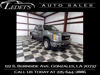 2011 GMC Sierra 1500 SLE - Ledet's Auto Sales Gonzales_state_zip in Gonzales