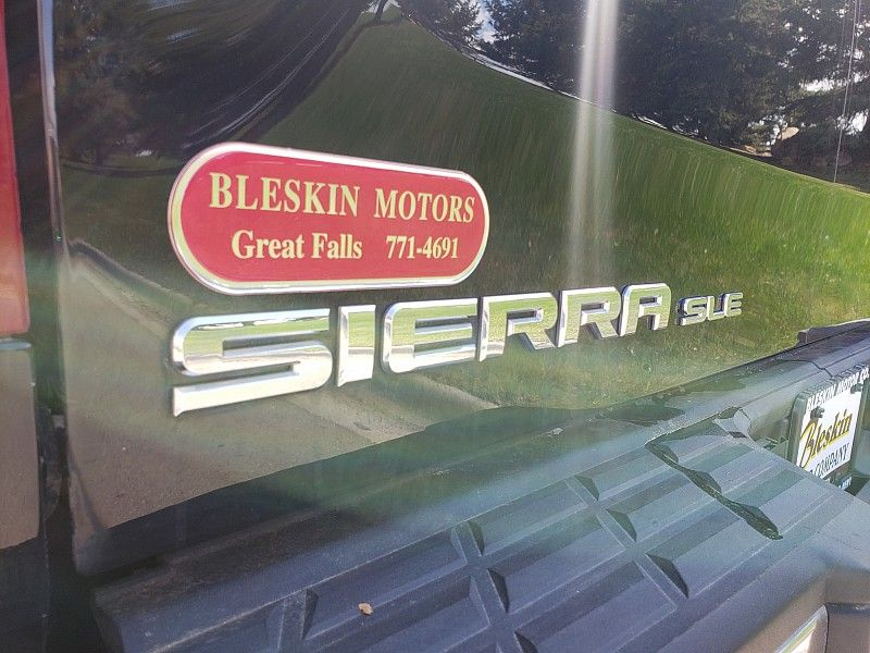 2011 GMC Sierra 1500 4WD Reg Cab SLE  city MT  Bleskin Motor Company   in Great Falls, MT