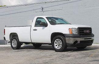 2011 GMC Sierra 1500 Work Truck Hollywood, Florida 34