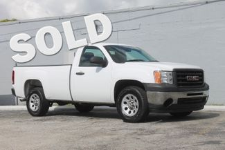 2011 GMC Sierra 1500 Work Truck Hollywood, Florida