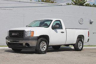 2011 GMC Sierra 1500 Work Truck Hollywood, Florida 28