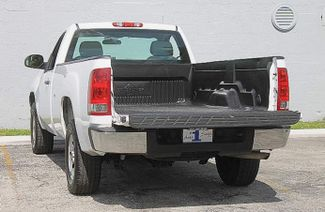 2011 GMC Sierra 1500 Work Truck Hollywood, Florida 31