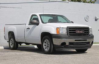 2011 GMC Sierra 1500 Work Truck Hollywood, Florida 1
