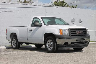 2011 GMC Sierra 1500 Work Truck Hollywood, Florida 25