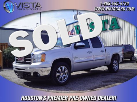 2011 GMC Sierra 1500 SLE in Houston, Texas