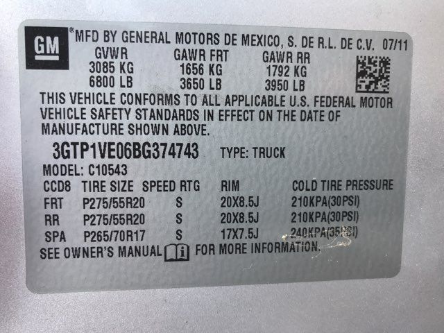2011 GMC Sierra 1500 SLE in Oklahoma City, OK 73122