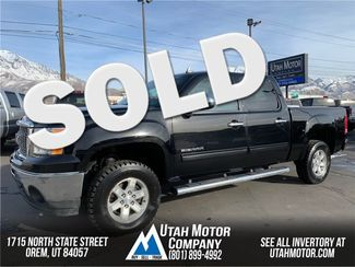 2011 GMC Sierra 1500 SLE | Orem, Utah | Utah Motor Company in  Utah