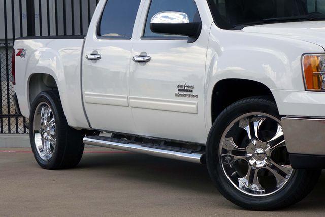 2011 GMC Sierra 1500 SLE * 4x4 * Z-71 * 20's * TEXAS EDITION * Spray-In Plano, Texas 18
