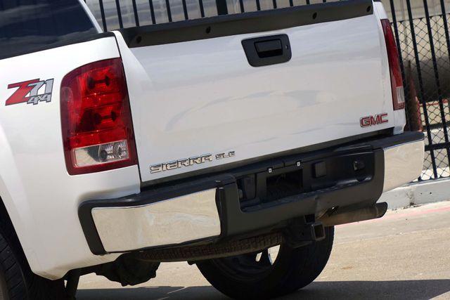 2011 GMC Sierra 1500 SLE * 4x4 * Z-71 * 20's * TEXAS EDITION * Spray-In Plano, Texas 23