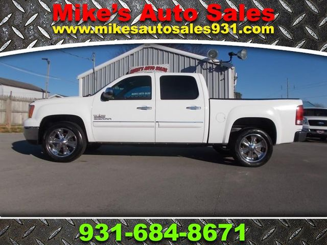 2011 GMC Sierra 1500 SLE Shelbyville, TN